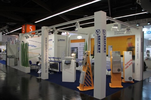 SPS / IPC / Drives Messe 2012