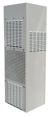 Variable Speed enclosure air conditioner for indoor and outdoor applications