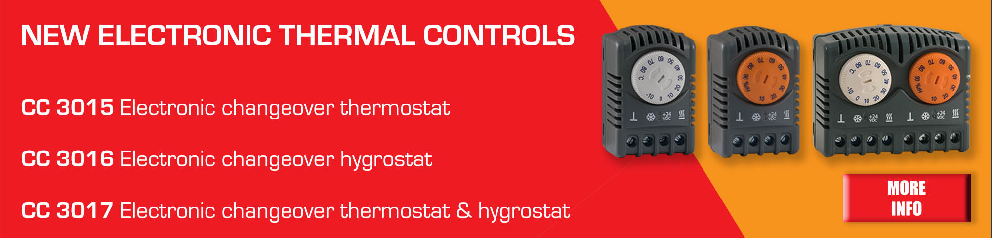 Thermal controls