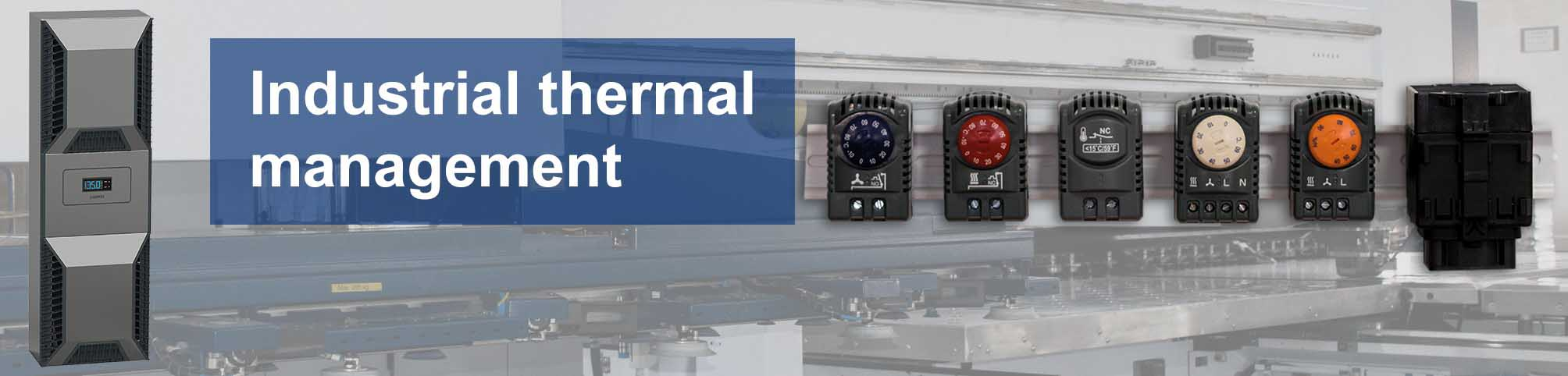 Industrial thermal management